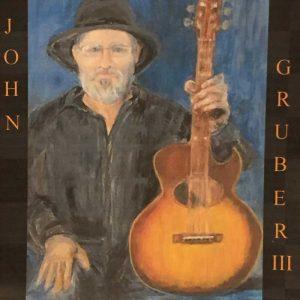 John Gruber III Album Cover
