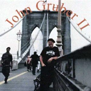 John Gruber II Cover