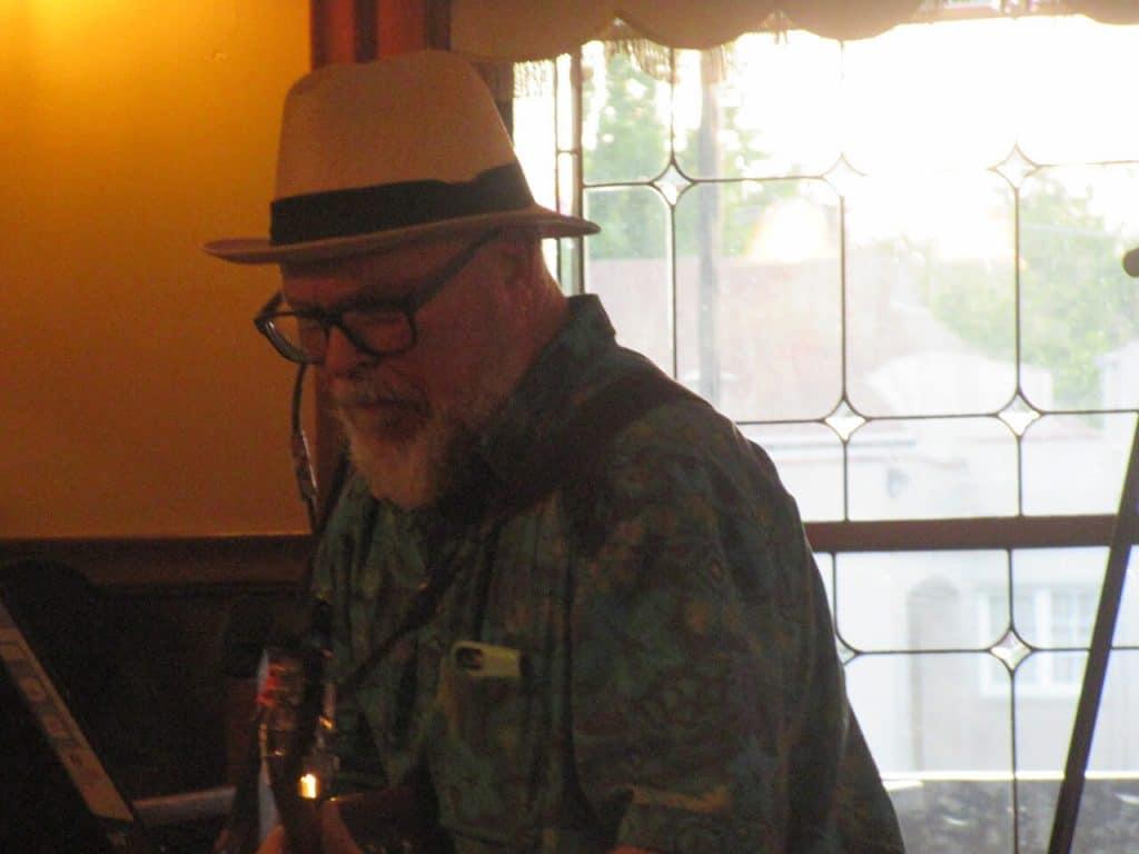 John Gruber Live Music at Kupros in Sacramento, CA