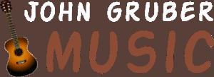 John Gruber Music Logo